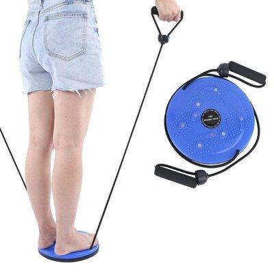 Диск вращающийся с экспандерами waist twisting disc - диск Здоровья тонкая талия