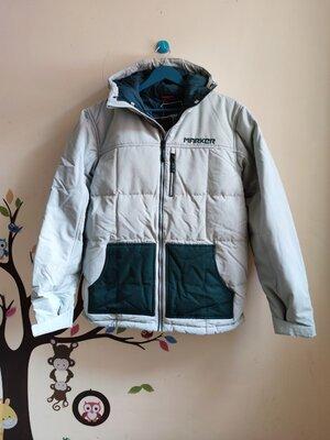 Новая мужская зимняя куртка пуховик Marker. разм.L