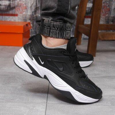 Кроссовки мужские Nike M2K Tekno, черные 41-46р