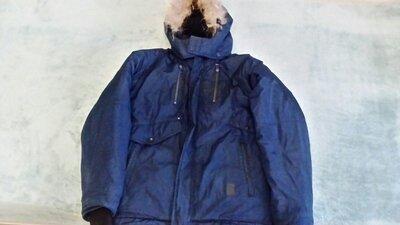 Зимняя куртка на мальчика рост 152-160 см