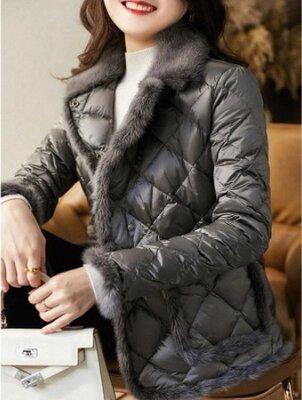 Куртка женская зима весна 2021 Под Заказ Хит сезона