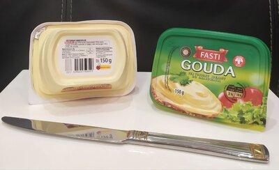 Продано: Сыр плавленый Fasti Gouda 150г Польша