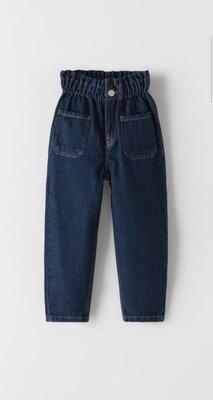 Слоучи Zara новой коллекции в размерах от 6 до 14 лет