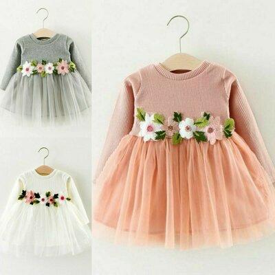 Сукня для дівчинки Flowers