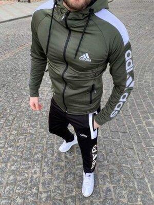 Спортивный костюм Adidas 2021 хаки