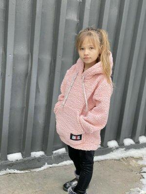 Продано: Худі дитячий рожевий