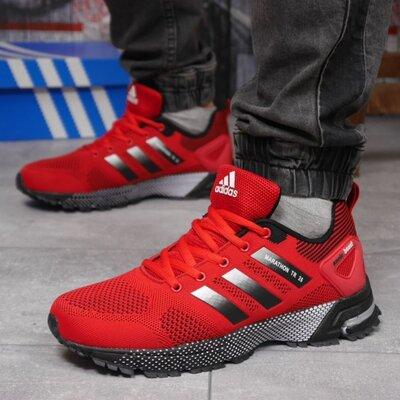 Кроссовки мужские Adidas Marathon Tr 26, красные