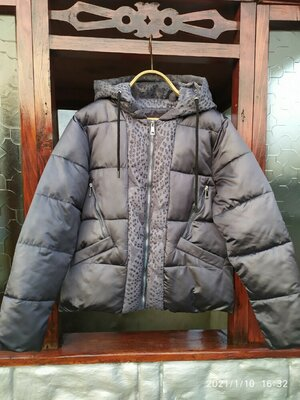 Продано: Демисезонная куртка/теплая куртка/евро зима/весна- осень