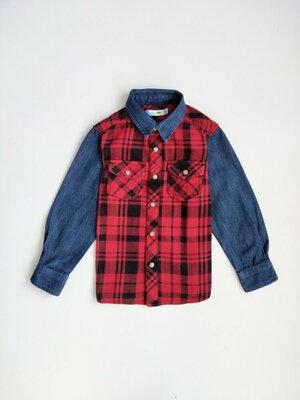 Детская стильная рубашка M&Co