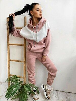 Продано: Модный стильный костюм на флисе