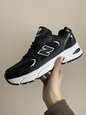 Женские Кроссовки New Balance 530 Black AAA 36-37-38-39-40
