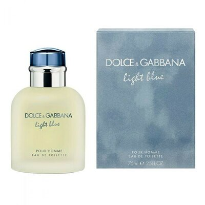 Dolce & Gabbana Light Blue Pour
