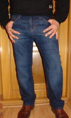 Стильние брюки джинси стрейч Sindbad Germany.л-34