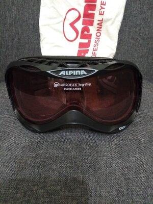 Горнолыжные очки alpina