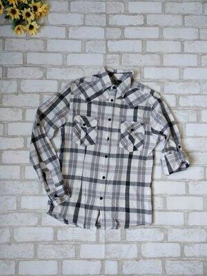 Рубашка мужская Soulstar в клетку
