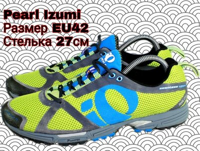 Кроссовки Pearl Izumi. 42 размер. 27 см