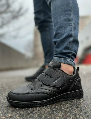 Кроссовки мужские Supo Black