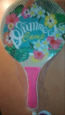 Набір дерев'яних ракеток для пляжного тенісу Sumer Beach toys Нідерланди