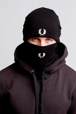 Комплект Fred Perry winter черный