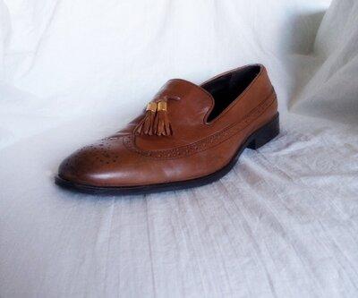 Туфли лоферы Asos 42 р. 27 см. Индия