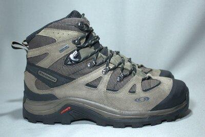 Salomon Discovery GTX Gore-Tex ботинки мужские трекинговые непромокаемые. Оригинал. 42 р./26.5 см.
