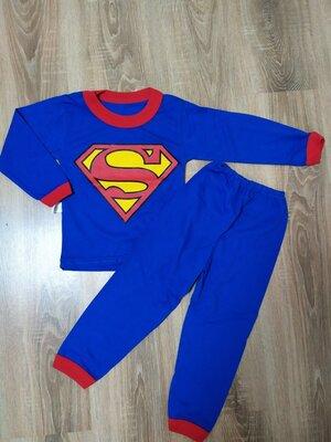Пижама для мальчиков 3-9 лет