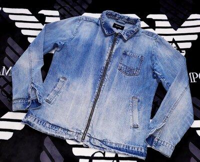 Джинсовый пиджачок куртка курточка фирма Firetrap