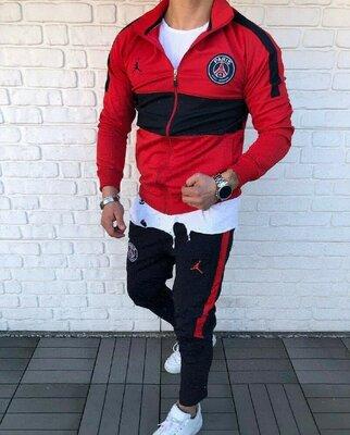Топовый мужской костюм варианты спортивки спортивные штаны брюки кофта мастерка