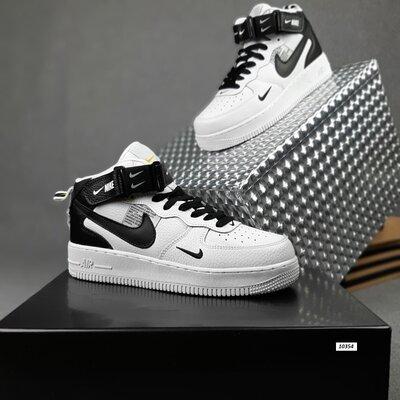 Кроссовки мужские Nike Force 1 x Off White