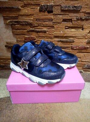 Стильные кроссовки для девочки Тм Том.м