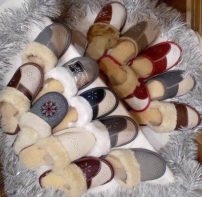 Продано: Теплие тапочки