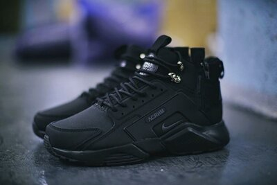 Nike Air Huarache Acronym Чорні
