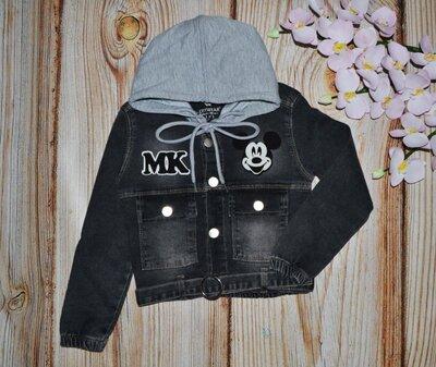 Джинсовая курточка на мальчика, супер качество