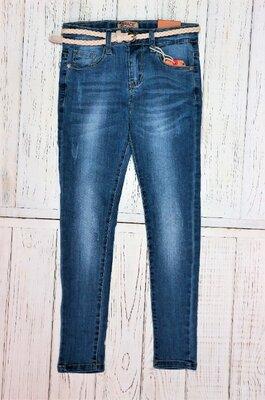Низкая цена-супер качество Стильные джинсы для девочки Венгрия