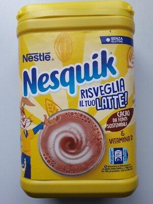 Детский какао Nestle Nesquik 1кг Италия