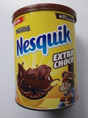 Дитяче какао Nesquik Extra Choco 390г Італія