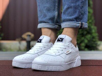 Мужские кроссовки Puma Cali белые
