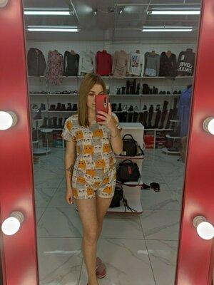 Продано: Пижама женская S,M,L,Xl