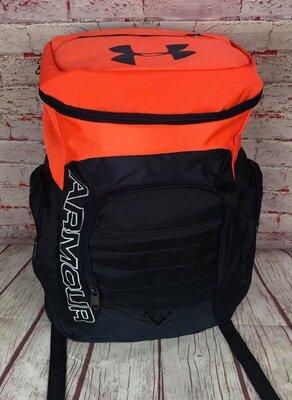 Мужской качественный рюкзак Under Armour. Спортивный рюкзак. Дорожный рюкзак Рк20-3