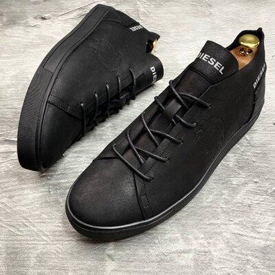 Мужские демисезонные ботинки осенние высокие кроссовки кеды берцы стильные модные классные удобные