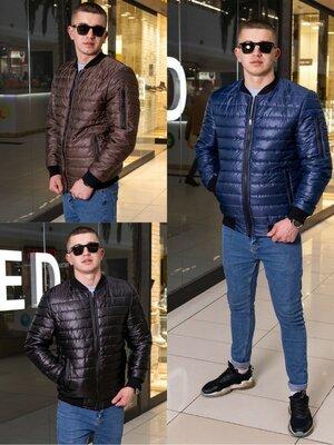 Мужская куртка 3 цвета 48 - 54