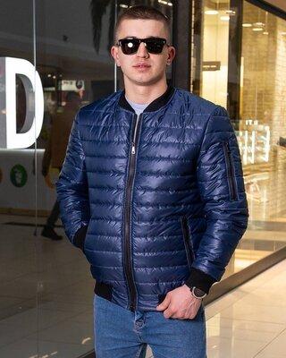 Куртка мужская синий,шоколад,черный.