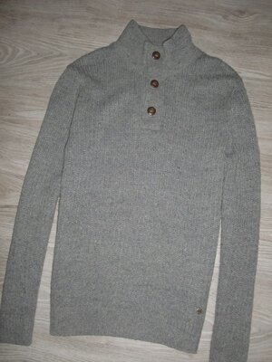 Шерстяной свитер Hugo Boss Orange active etro gant camel
