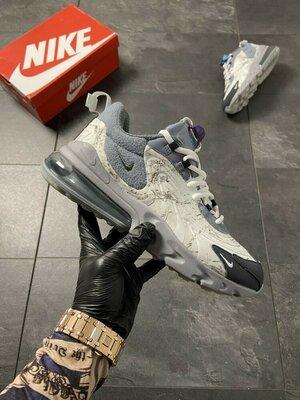Кроссовки Nike Air Max 270 React X Travis Scott