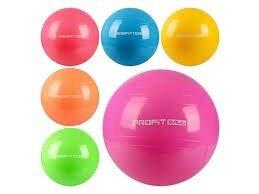 Фитбол мяч для фитнеса Profit 85 см, усиленный 0384