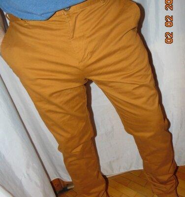 Стильние новие фирменние брюки штани бренд Kiabi.л-хл