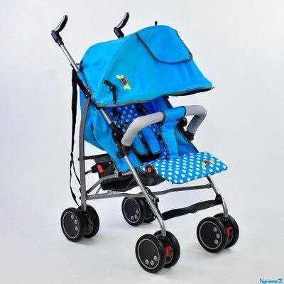 Продано: Коляска прогулочная JOY Q 2005 1 1 цвет Голубой, широкий козырек, футкавер, d колес - 15см, в корк
