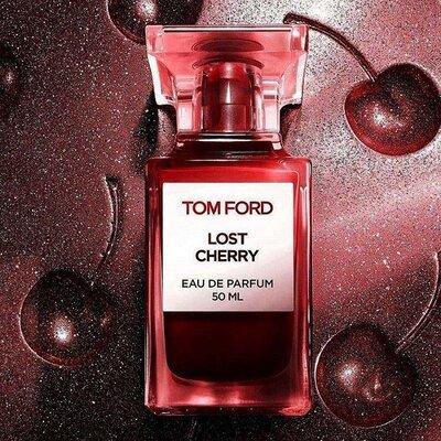 Туалетная вода, парфюм унисекс Tom Ford Lost Cherry минитестер