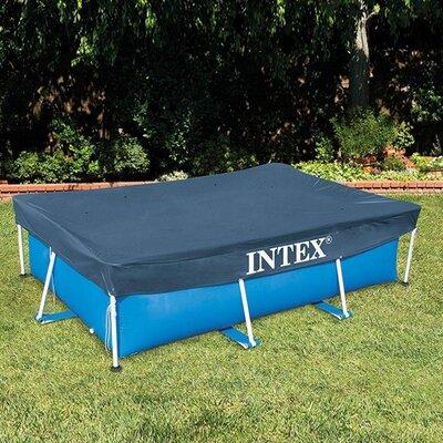 Тент - чохол для каркасного басейну Intex 28039, 450 х 220 см