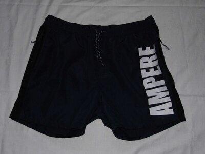 Продано: Спортивные шорты с трусами для моря и бассейна - jeans pascale xxl